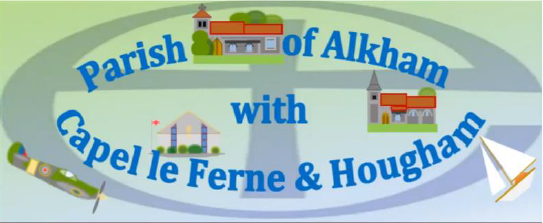 Logo for Benefice of Alkham with Capel-le-Ferne and Hougham