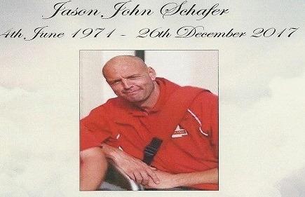 Photo of Jason John Schafer, 4th June 1971 - 26th December 2017