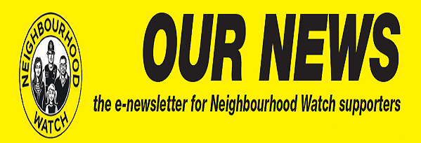 Our News - the e-newsletter logo