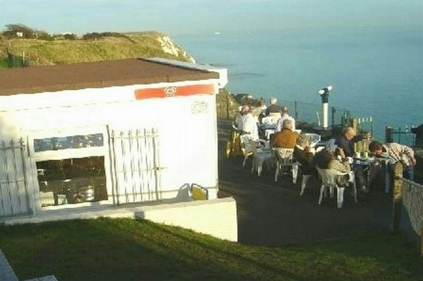 A photo of the Cliff Top Cafe