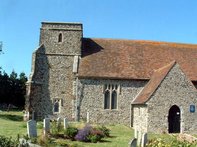 A photo of St. Mary's Church