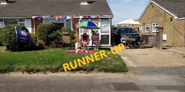 Runner up photoe of VE Day 75