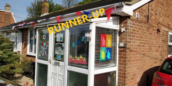 Runner up photo VE Day 75