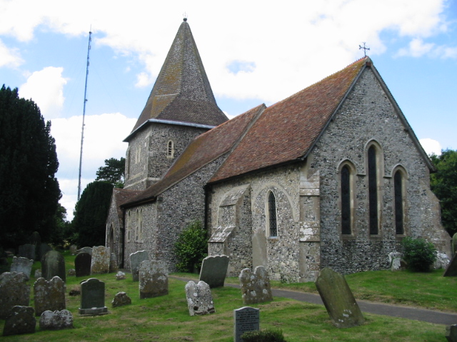 St Laurence Church, Hougham