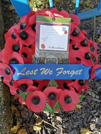 Remembrance 2020 Wreath